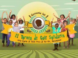 II Torneo de Golf Solidario (virtual) Khanimambo en Praia de Xai-Xai (Mozambique) ¡Tu par es un birdie!