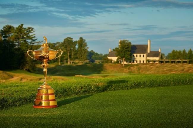 Ya es oficial: La Ryder Cup de Whistling Straits se aplaza a 2021 y la Presidents Cup del '21 pasa al '22