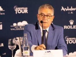 Manuel Muñoz: «El Andalucía Masters nos ayudará a potenciar el liderazgo como destino de golf»