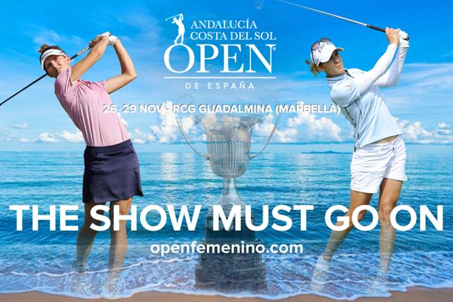 El RCG Guadalmina, confirmado como sede del Andalucía Costa del Sol Open de España Femenino