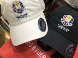 Resuelto el misterio del merchandising de la Ryder 2020: la PGA confirma que se usará el mismo