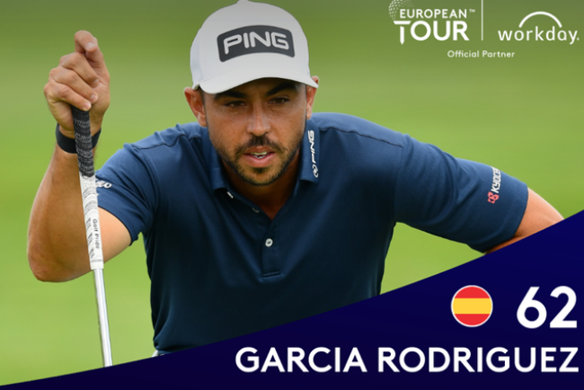 Sebas Garcia, European Tour, Hero Open,