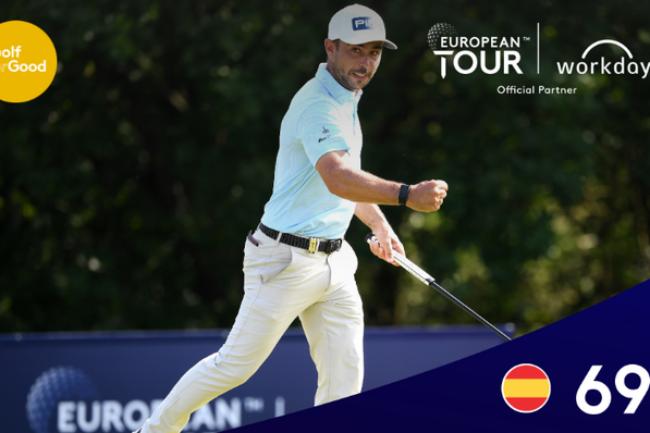Sebastian Garcia, European Tour, Hero Open,