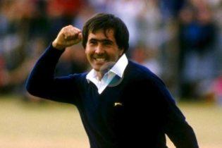 Tal día como hoy (22 de julio) de 1984, el gran Seve conquistaba su segundo The Open en St. Andrews