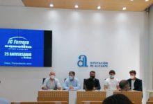 La Academia de Ferrero celebra su 25 aniversario con un torneo y el apoyo de Diputación de Alicante
