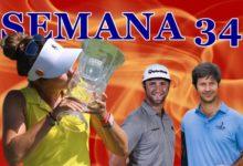 El triunfo de Fátima, el Top 6 de Jon y el Top 8 de Campillo, éxitos de la Armada en la Semana 34/'20
