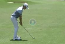 El PGA Tour recopila en un par de minutos los mejores golpes de Morikawa como profesional