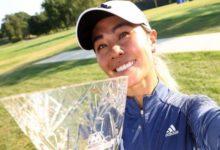 Carlota firma un brillante T9 en el Marathon en otro triunfo de Kang ante el descalabro de Ko