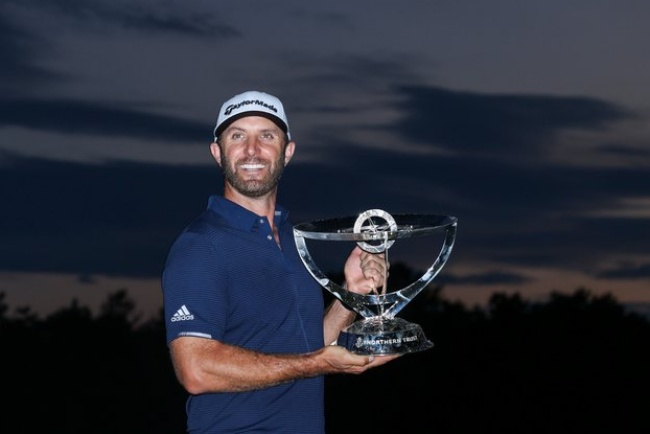 Dustin Johnson, PGA Tour, Northern Trust 2020, TPC Boston,