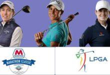 Ciganda, Azahara y Recari (campeona en 2013), a por el segundo título en el LPGA Marathon Classic