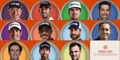 No todo es el US PGA. Once españoles pelearán en Hertfordshire por llevarse el English Championship