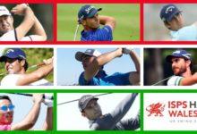 Campillo, Arnaus, Elvira, Otaegui, Sebas, Cuartero Cañi y Pigem, a por un  Wales Open que ya ganó MAJ