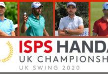 El UK Championship, último evento del UK Swing que pretenden Campillo, Larrazábal, Sebas y Cañi