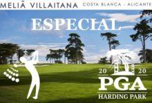 OpenGolf y Meliá Villaitana sellan su compromiso con el mejor Golf para ofrecerles el PGA Champ.