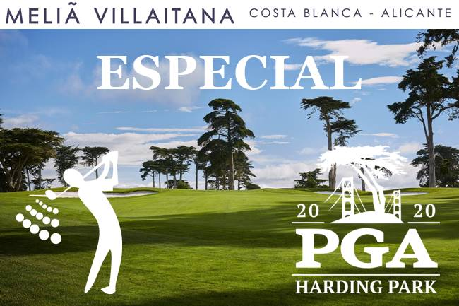 Especial PGA Championship Melia Villaitana OpenGolf