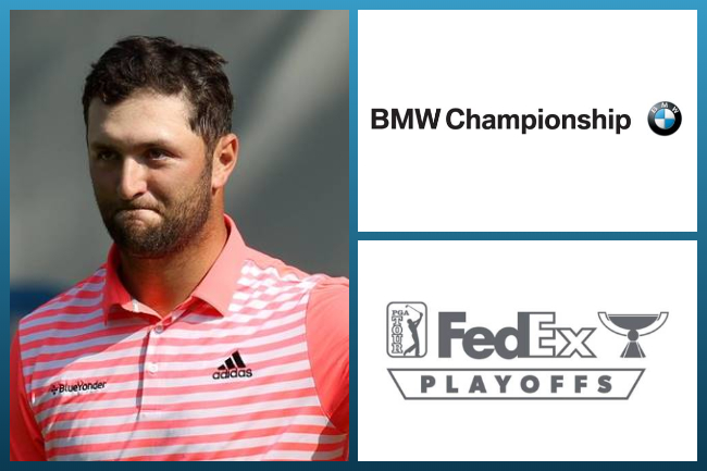 Jon Rahm BMW Champ