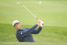 Rahm se queda solo al frente de la Armada en el US PGA y peleará este sábado colarse en la zona alta