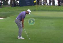 Tres golpes de Jon Rahm y Sergio García entre lo más relevante en la 1ª ronda del PGA Championship