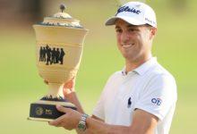 Justin Thomas se lleva el Jugador del Año de la PGA de América… ¡con Jon Rahm finalizando segundo!