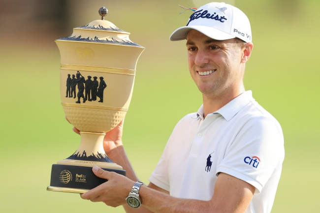 Justin Thomas, PGA Tour, European Tour, TPC Southwing, WGC FedEx,