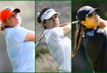 Marta Pérez, Teresa Toscano y Raquel Olmos, se citan en el US Women's Amateur (3 al 9 de agosto)