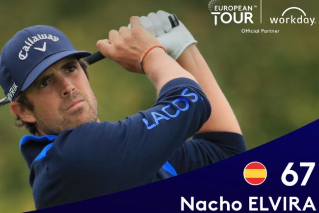 Nacho Elvira, Wales Open 2020, Celtic Manor, European Tour,