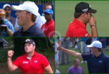 La mejor forma de definir lo que es el golf es este PlayOff de Reed y Spieth en el Wyndham de 2013