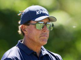Mickelson se piensa la exención especial de la USGA para el US Open tras rechazarla hace un año