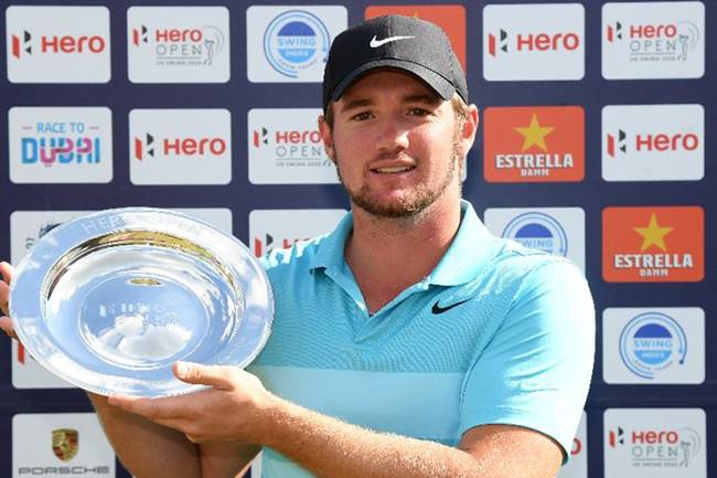Sam Horsfield campeon del Hero English Open