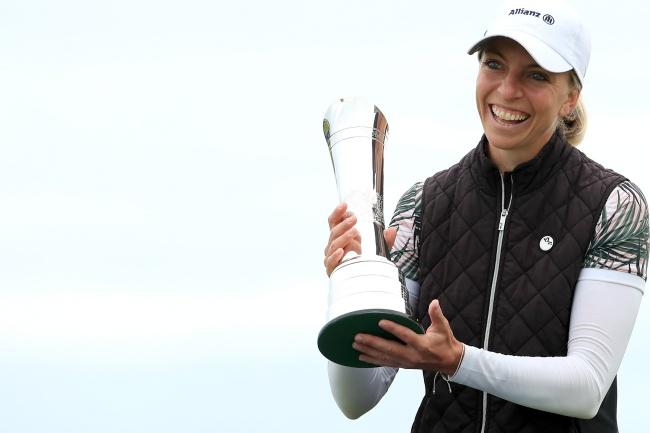 Sophia Popov, LPGA, Ladies European Tour, British Open 2020,