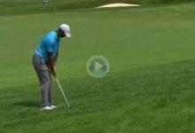 El Golf es duro… Especialmente en Olympia Fields. DJ, Tiger, Rory y Thomas lo sufrieron en sus carnes