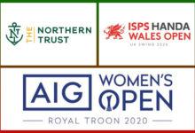 Así se reparten los $9,5 M. en el Northern Trust, los $4,5 en el British Femenino y el millón de € en el ET