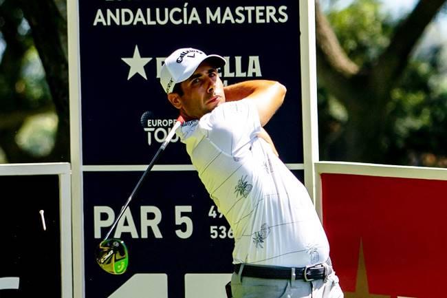 Adrián Otaegui salida
