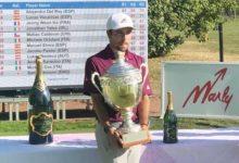 Alejandro del Rey estrena palmarés profesional al vencer en el Open de la Mirabelle d'Or del Alps Tour
