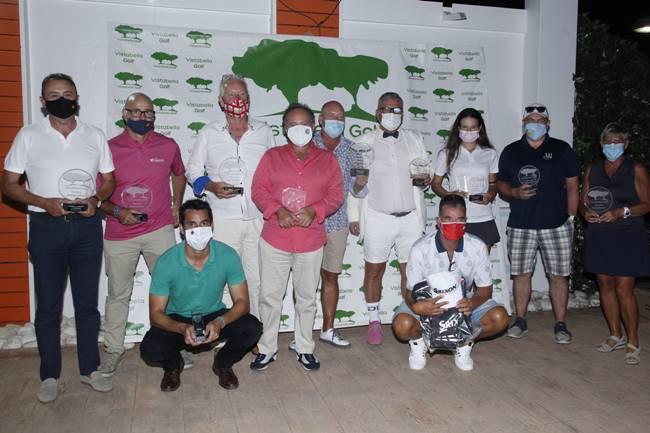 Vistabella Golf celebra su XI Aniversario con más de 200 jugadores en el campo con hambre de Golf