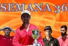 El triunfo de Jordi Gª del Moral el 4º puesto de Jon y otros dos Top 10, éxitos españoles en semana 36