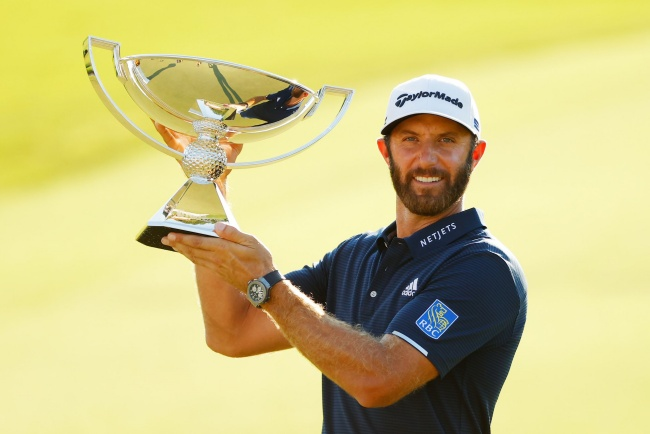 Dustin Johnson, Tour Championship 2020, East Lake, PGA Tour,