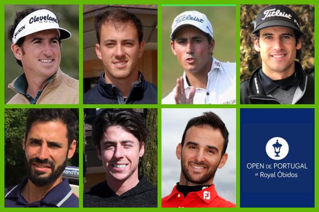 Españoles en el Open de Portugal 2020 633x324