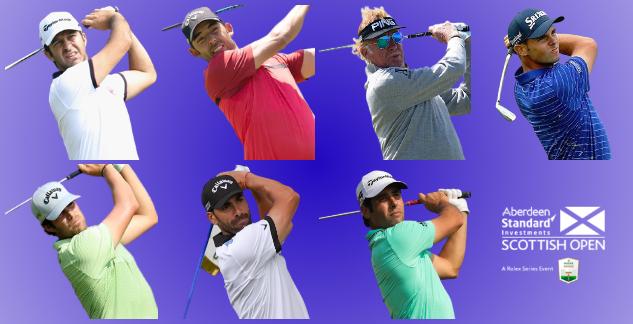 Siete españoles, incluido Miguel A. Jiménez, viajan hasta la cuna del Golf al asalto del Scottish Open