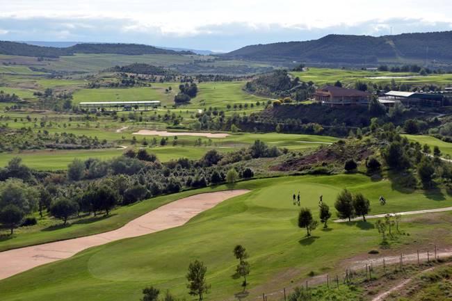 74 jugadores se disputarán 15 plazas en la previa del Camp. de España de Profesionales Masculino
