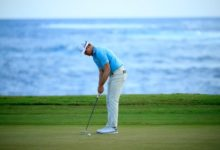 Swafford golpea encima de la mesa en el Corales Puntacana para ostentar el liderato en solitario