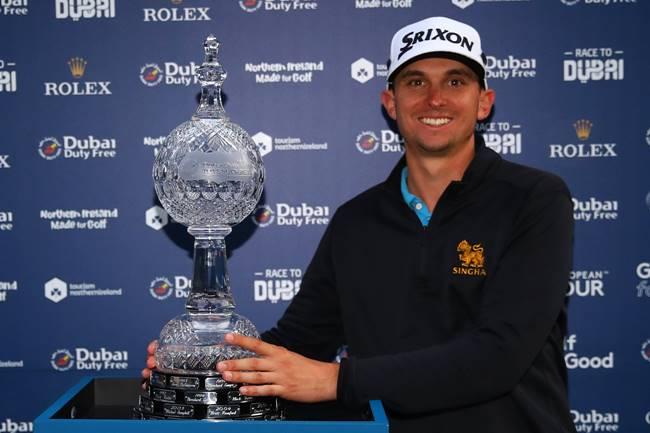 Catlin vuelve a sorprender en el Tour y se lleva su segundo título del año tras el Andalucía Masters