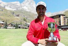 Jordi García del Moral conquista el Cervino Open tras un fantástico final, su primer triunfo en el Alps