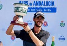 La Armada copa el podio en el Alps de Andalucía. Vacarisas (1º), Jordi Gª y Galiano, subcampeones