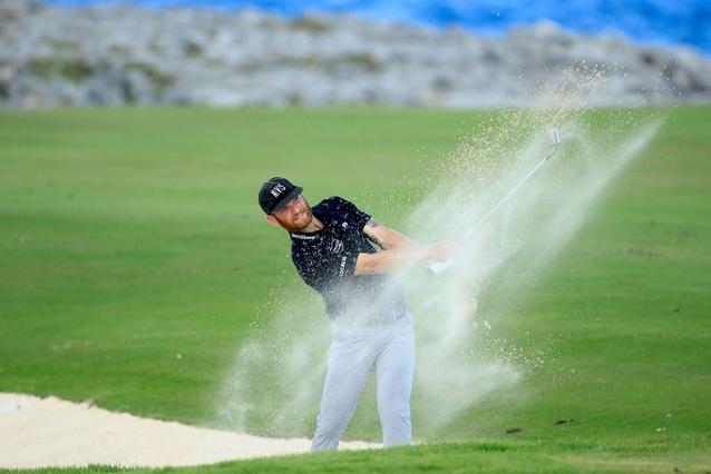 La igualdad es la tónica dominante en el inicio del Corales Puntacana con cuatro golfistas en cabeza