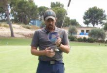 ¿Tocar la bola perfecta con el putt? Rafa Pérez nos enseña un sencillo truco para mejorar en el green