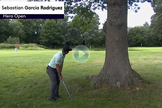 Un golpazo de Sebas García entre los 20 mejores en el UK Swing. De lo mejorcito del verano en el ET