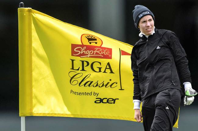 ShopRite LPGA Classic Bandera con Carlota Ciganda 633x324