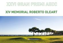 La AECC organiza el torneo solidario de golf XXVI Gran Premio AECC – XIII Memorial Roberto Oleart