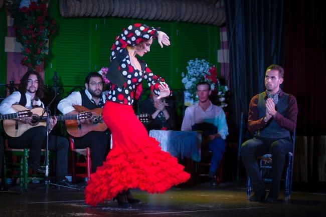 Turismo Andalucia, Flamenco,